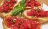 Piccolo Ristorante Italiano - Downtown Menlo Park: Four-Course Italian Dinner for Two at Piccolo Ristorante Italiano (Up to 35% Off)