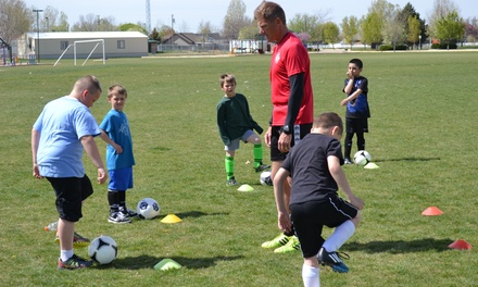 $40 for a One-Week Summer Goalkeeper Camp at Soccerpotential.com ($140 Value)