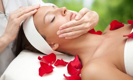 Facial or a Spa Package at RiaVida Organic Spa (Up to 50% Off)