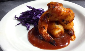 State Street Saloon: Southern-Style Barbecue Food at State Street Saloon (Up to 45% Off). Two Options Available.