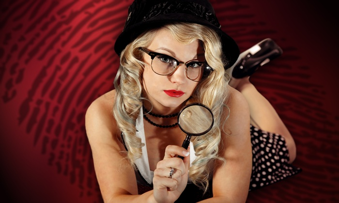The Murder Mystery Co. - South Columbus: Murder-Mystery Dinner for One or Two at The Murder Mystery Co. (Up to 34% Off)