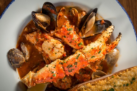 $18 for $30 Worth of Seafood and American Cuisine at Enterprise Fish Co.