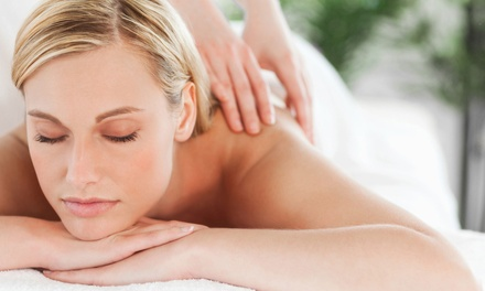 $25 for a 60-Minute Full-Body Massage at Quality Massage ($50 Value)
