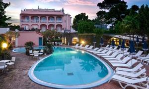 Spa Regina Palace: Full day spa con light lunch o cena gourmet per due persone al Regina Palace Hotel di Ischia Porto