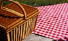 SC Catering: Full or Snack Picnic Meal for Two or Four from SC Catering (Up to 51% Off)