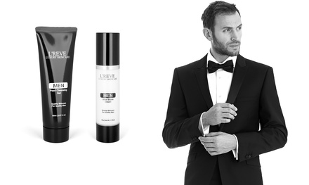 L'Reve Aftershave and Cleanser Set