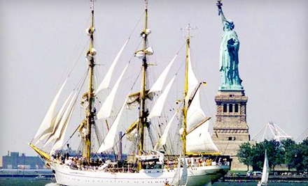 Fleet Week Tall Ships Boat Tour for One (a $99 value) - Seacoast Sailing in Jersey City