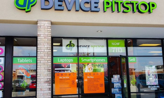 Device Pitstop Overland Park, KS - Old Metcalf Center: Computer Repair with Virus Removal and Hard-Drive Cleanup from Device Pitstop - Overland Park (50% Off)