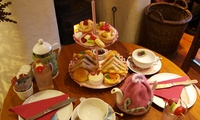Indulgence Afternoon Tea For Two or Four at The Old Post Office
