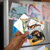 Up to 84% Off Custom Instagram-Photo Magnets