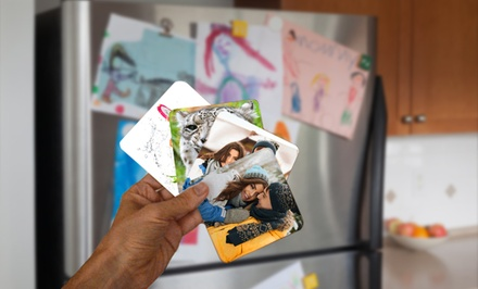 Custom Photo Magnets from Inkdoodle (Up to 84% Off)