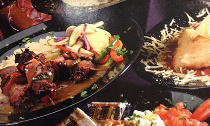 The Armadillo Grill - Camelback East: $15 for $30 Worth of Eclectic American Food and Drinks at The Armadillo Grill