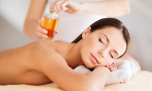 Cileste Hair & Beauty: Full-Body Aromatherapy Massage with a Consultation at Cileste Hair & Beauty (58% Off)