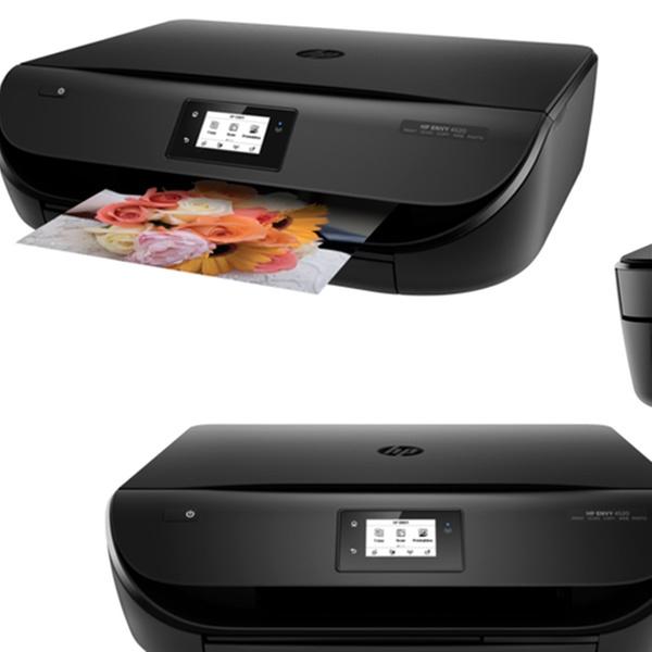 HP Envy 4520 All-in-One Printer (Manufacturer Refurbished)
