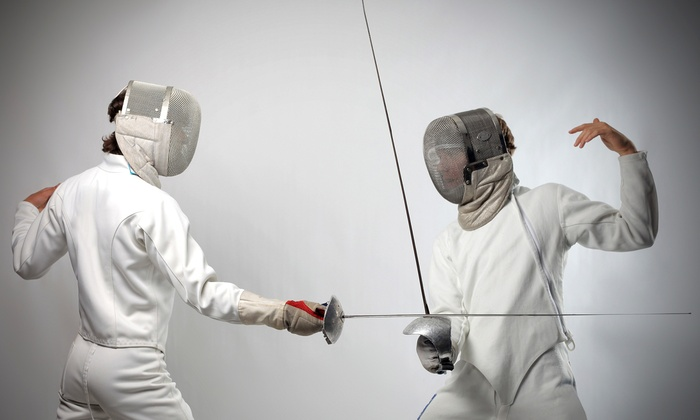 Nashville Fencing Club - Brentwood: One Month of Fencing Classes for One or Two at Nashville Fencing Club (Up to 69% Off)