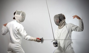 Nashville Fencing Club: One Month of Fencing Classes for One or Two at Nashville Fencing Club (Up to 69% Off)