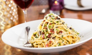 NOVE Italiano: Happy Hour Bar Bites for Two with Passes to Ghostbar at NOVE Italiano (Up to 38% Off)