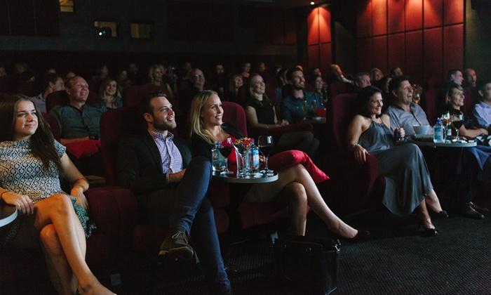 Blue room cinebar in paddington qld groupon for Blue room cinebar