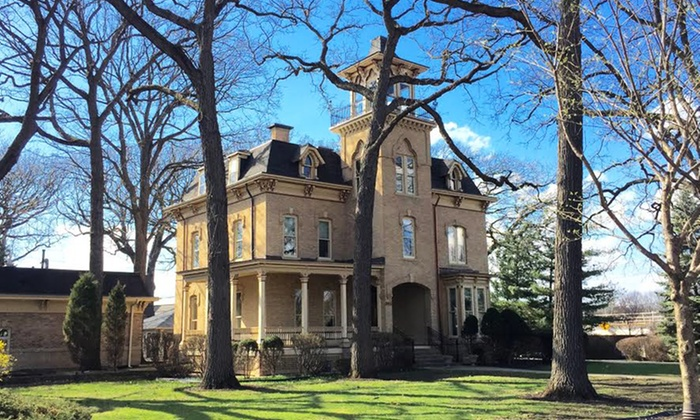 """12th Annual Spring Housewalk: """"Decades of Design in River Forest"""" - Historical Society of Oak Park and River Forest: 12th Annual Spring Housewalk: """"Decades of Design in River Forest"""" for One or Two on May 3  (Up to 52% Off)"""