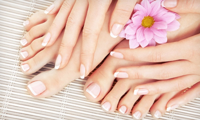 Angela Michelle Day Spa - South Plainfield: $39 for Specialty Pedicure and Glass of Wine at Angela Michelle Day Spa ($80 Value)
