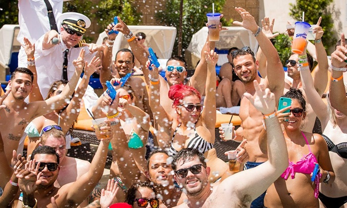 vegas pool party day club free guest list free drinks