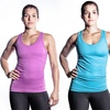 Set of 3 Women's Tanks with Bras