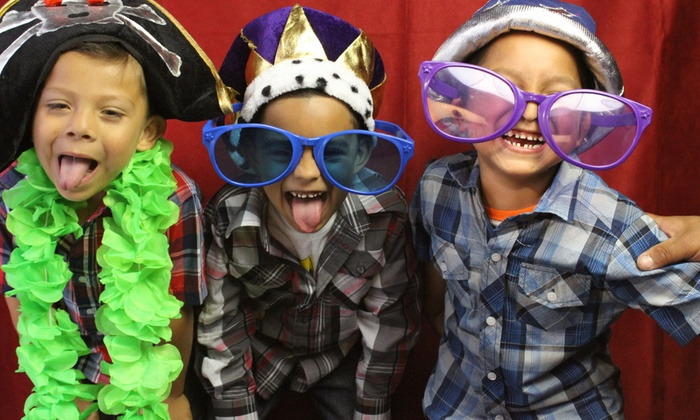Peninsula Photo Booth - San Jose: $440 for $800 Worth of Photo-Booth Rental — Peninsula Photo Booth