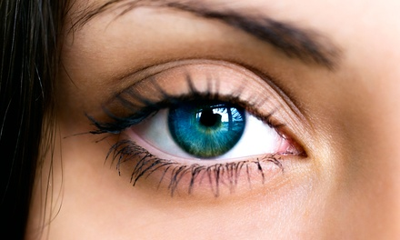 50% Off Upper-Eyelid-Reduction Procedure for Both Eyes at Younger Image Plastic Surgery Center