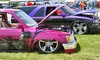 Slamology - Lucas Oil Raceway: One- or Two-Day Pass to the Slamology Automotive and Music Festival on June 13–14 (Up to 50% Off)