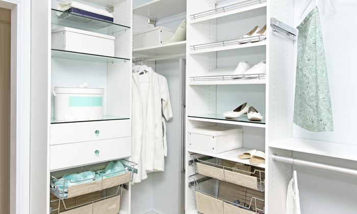 Deb Peri & Associates - Closets By Debra Perry - Detroit: Three Hours of Home Organization Services from Deb Peri & Associates - Closets By Debra Perry (45% Off)