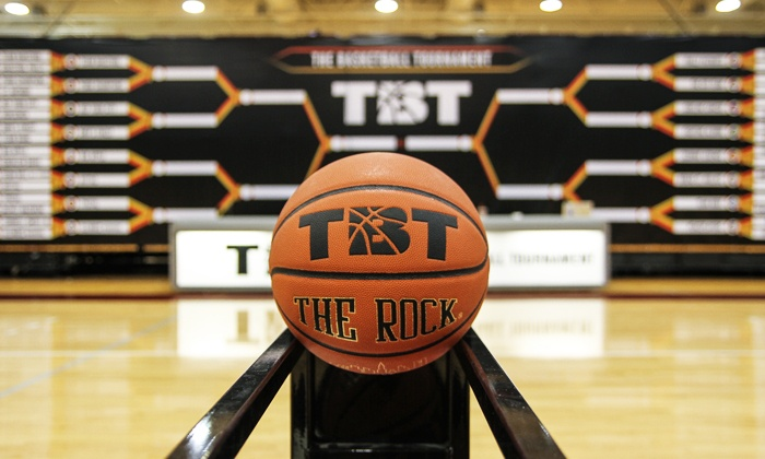 The Basketball Tournament - McGrath Arena, DePaul University: One or Two Adult or Children's Tickets to The Basketball Tournament at McGrath-Phillips Arena (Up to 40% Off)