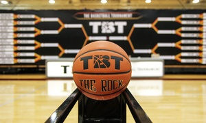 The Basketball Tournament: Northeast Regional: One or Two Adult or Children's Tickets to The Basketball Tournament at Gallagher Athletic Center (Up to 40% Off)