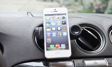 Steering Wheel Mobile Phone Holder
