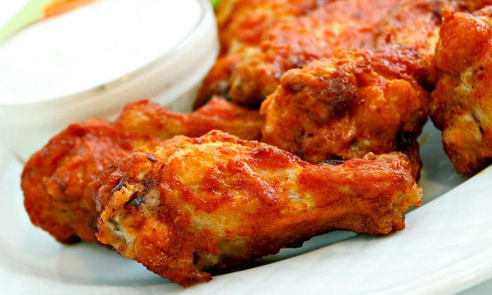 WG's Wings - Columbia: $15 for $30 Worth of Wings and Sandwiches at WG's Wings
