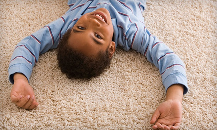 Tony's Sunshine Cleaning - Penbrooke Meadows: Three or Five Rooms of Carpet Cleaning or Upholstery Cleaning from Tony's Sunshine Cleaning (Up to 56% Off)