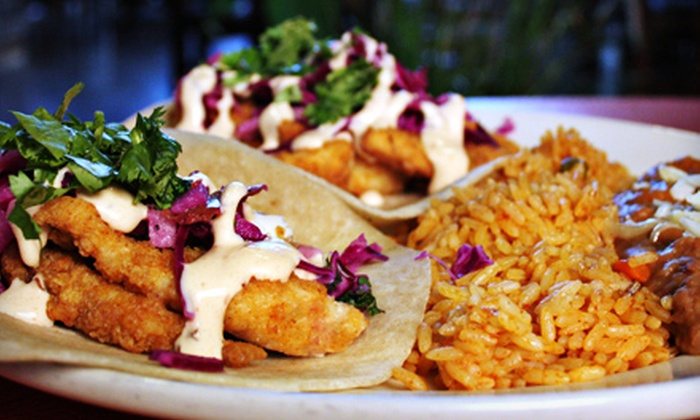 No Mas! Cantina - No Mas! Cantina: Mexican Dinner for Two or Four at No Mas! Cantina (Up to 56% Off)