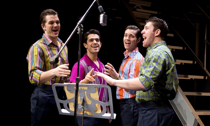 """""""Jersey Boys"""" - Pikes Peak Center for the Performing Arts: """"Jersey Boys"""" on March 27 at 1 p.m. or 6:30 p.m."""