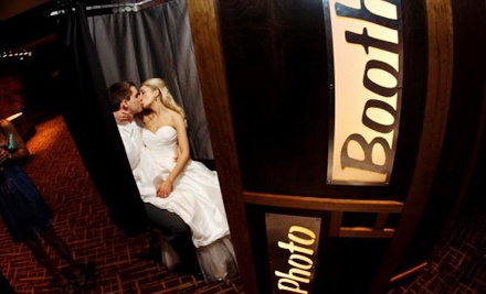 Two- or Three-Hour Photo Booth Rental Package with Unlimited Photo Strips from Shutterbug Photo Booths (Up to 52% Off)