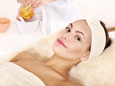 Custom Facial Mask at Sanctuary Spa Springfield, Mo. (50% Off)