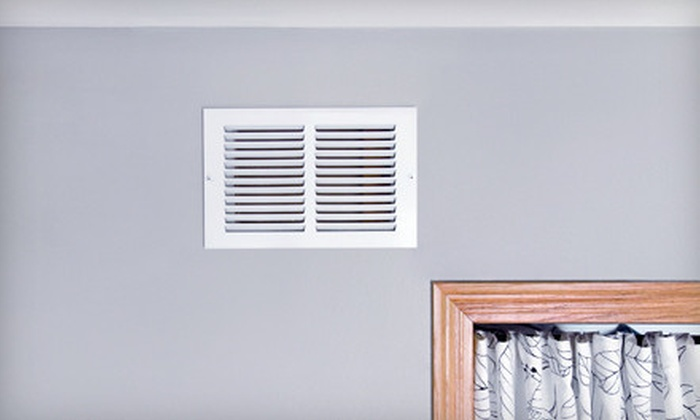 Air Duct Clean - Ann Arbor: $99 for an Air-Duct Cleaning for Up to 10 Ducts and a Camera Inspection from Air Duct Clean ($478 Value)