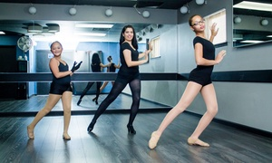 Edgez Dance: Four Dance Classes from Edgez Dance (64% Off)