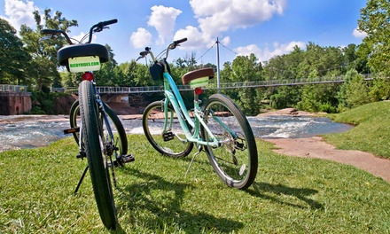 Two Half-Day or Full-Day Bike Rentals from Reedy Rides (50% Off)
