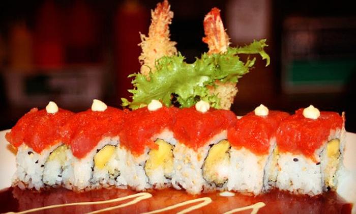 Nana Sushi - Downtown Norfolk: $15 for $30 Worth of Sushi, Sashimi, and More at Nana Sushi
