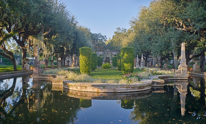 vizcaya museum and gardens free admission