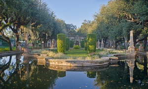 Vizcaya Museum & Gardens: One or Two Six-Month Memberships with Daily Admission and Two Event Tickets at Vizcaya Museum & Gardens (Up to 38% Off)