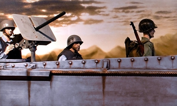 The Armed Forces History Museum - Clearwater: Visit for Two or One-Year Family Membership to The Armed Forces History Museum (53% Off)