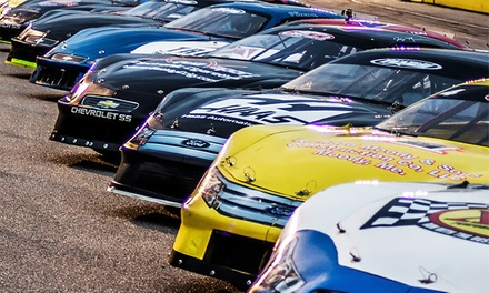 Race-Day Package for Two, Four, or Six with Food at Southern National Motorsports Park (Up to 56% Off)