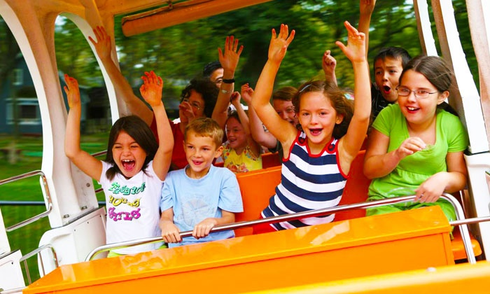 Centreville - Centreville Amusement Park, Centre Island: Day of Amusement Park Rides and Snacks at Centre Island (Up to 50% Off)