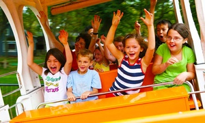 Centreville: Day of Amusement Park Rides and Snacks at Centre Island (Up to 50% Off)