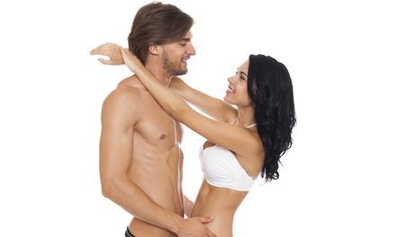 3, 5 o 7 sesiones de depilación con láser diodo por zonas o en cuerpo entero desde 34 €